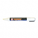 White Zig Posterman 6mm Wet Wipe Chalk Marker